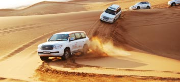 Memorable Vacation at Dubai